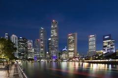 cdb新加坡 免版税库存照片