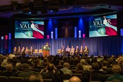 2016 CDCR Medal of Valor Ceremony 25. California Department of Corrections and Rehabilitation's (CDCR) 31st Annual Medal of Valor Ceremony tomorrow in Elk Grove Stock Photo