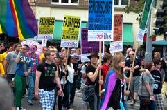 CDD - Jour de rue de Christopher Stuttgart 2011 Photo libre de droits