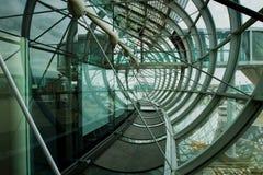 CDG-flygplats Arkivfoto