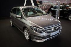CDI di Mercedes B 180 Immagine Stock Libera da Diritti