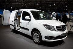 CDI di Mercedes-Benz Citan 111 Fotografia Stock
