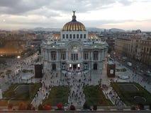 Cdmx bellas artes zdjęcia royalty free