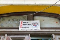CDR - Avana, Cuba Fotografie Stock