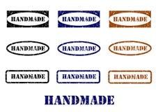 cdr format znaczki Fotografia Stock