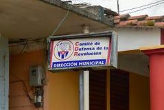 CDR - Hawański, Kuba Zdjęcie Stock
