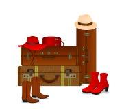 cdr ready loppvektorn royaltyfri illustrationer