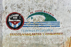 CDR - Vinales, Cuba Immagine Stock