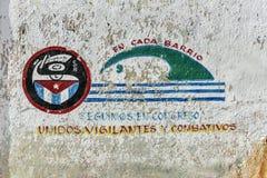 CDR - Vinales, Kuba Obraz Stock