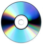 Cdrom Royalty Free Stock Image