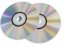 Cdrom Royalty Free Stock Photos