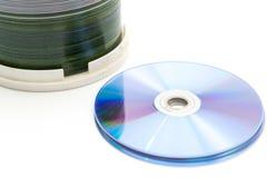 CDs, DVDs, 库存图片