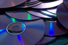 Free CDs Stock Photography - 12915802