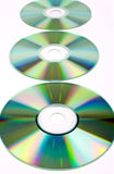 CDs Royalty Free Stock Photos
