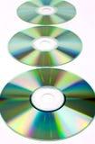CDs Royaltyfria Foton
