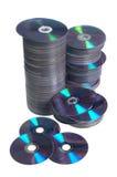 CDs Royalty-vrije Stock Fotografie