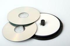 CDs Royalty Free Stock Photos