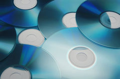 CDs Stock Photo