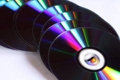 CDs Stock Foto's