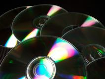 Cds Royalty Free Stock Image