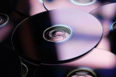 cds dvds Zdjęcie Stock