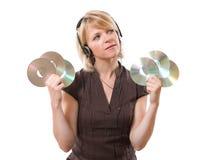 cds target1611_1_ kobiety Obraz Stock