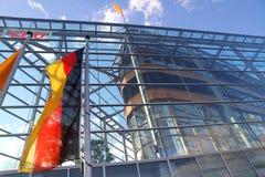CDU Building Stock Photo