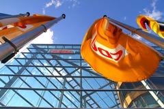CDU-byggnad Royaltyfria Bilder