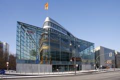 CDU-Hauptsitze stockfoto