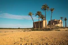 $ce-andalusisch boerderij royalty-vrije stock foto's
