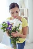 Ce bouquet est très beau images stock
