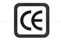 CE marking Stock Photo