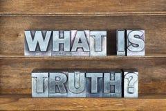 Ce qui est plateau de vérité images libres de droits