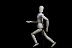 Ce robot se déplace comme un humain Images stock