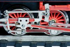 Trains de modèle Images stock
