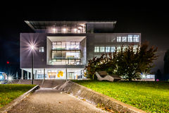 Ce técnico da construção da educação de Munich Alemanha Europa da universidade Fotos de Stock Royalty Free