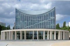 CEA Gorzow Wielkopolski philharmonisch Lizenzfreie Stockbilder