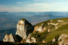 Ceahlau Berg, Rumänien Stockfotografie