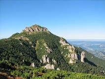 Ceahlau Landscape royalty free stock images