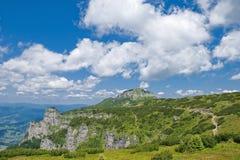 Ceahlau Landscape royalty free stock photo