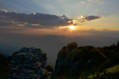 Ceahlau massif, Eastern Carpathians Romania. Ceahlau massif, Eastern Carpathians, Moldova, Romania Stock Image