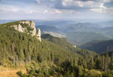Ceahlau Massif - Eastern Carpathians, Romania Royalty Free Stock Images