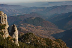Ceahlau Mountain, Romania Royalty Free Stock Photo