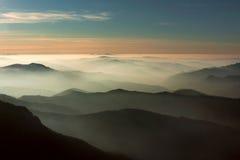 Ceahlau Mountain, Romania. Ceahlau Mountain, photo taken in Moldova, Romania Stock Photo