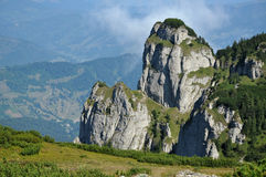 Ceahlau mountains, Romania Stock Photo
