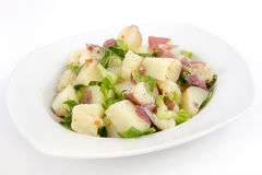Ceasar potato salad Stock Photos