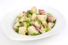 Ceasar potato salad Stock Photos