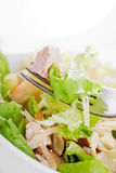 Ceasar salad Royalty Free Stock Images