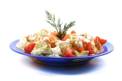 Ceasar salad Royalty Free Stock Photo