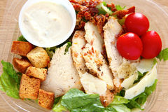 Ceasar salad Royalty Free Stock Photography